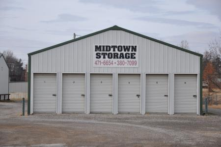 High Quality Midtown Storage